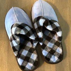 Vera Bradley lounger slippers 9-10